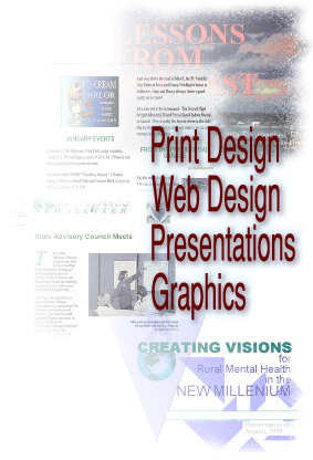 MLC Design, print and web design that works for you, graphics and scanning