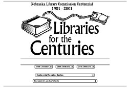 Nebraska Library Commission, convert publications to HTML